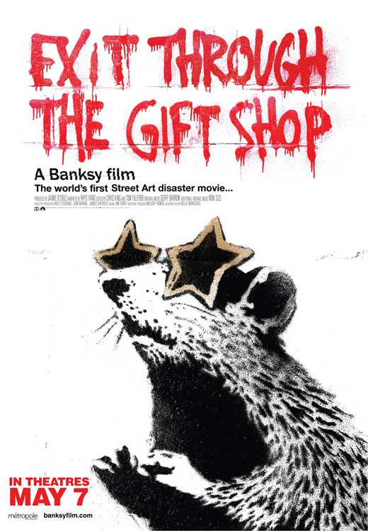 exit through the gift shop | saturday night screening